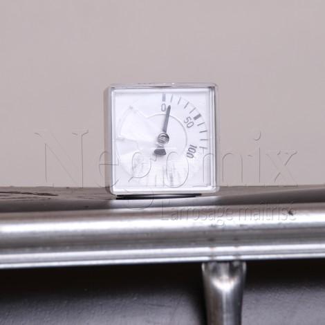 Jauge niveau pour récupérateur d'eau de pluie