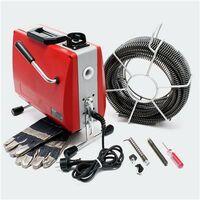 Déboucheur furet électrique de canalisation professionnel