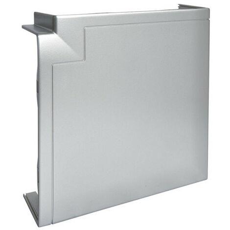 Angle plat queraz enclipsage direct pour GBD(A)50161 alu (L4348ALU)