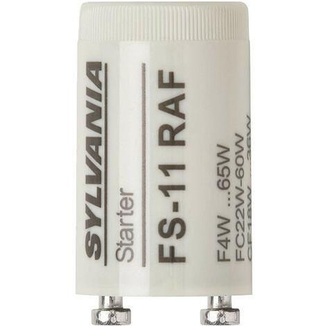 Starter FS11 pour tubes fluorescents 4 à 65W (0024432)