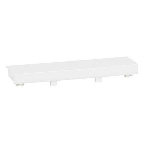 Embout pour GTL universelle Viadis 355x65mm pour tableau 18 modules blanc Artic (16723)