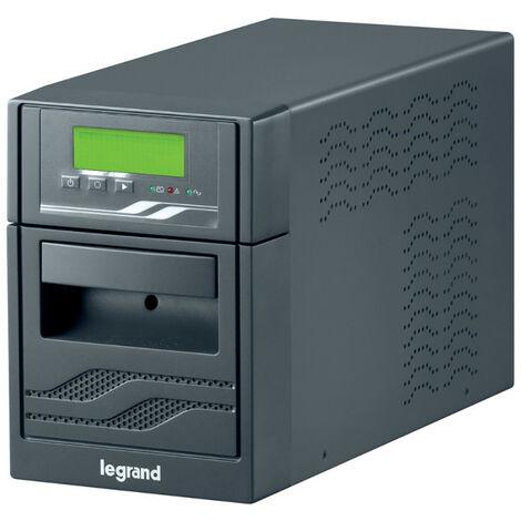 Onduleur tour Niky S avec 6 prises IEC 1000VA 600W port USB et RS232 (310006)