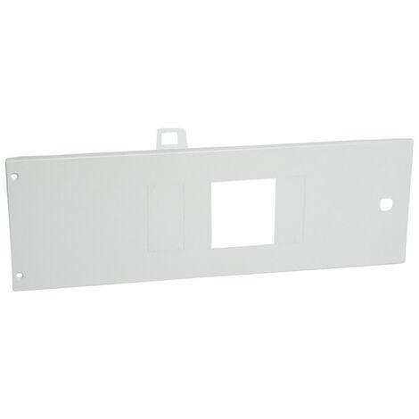 Plastron métal XL3 4000 1 DPX 250 avec ou sans diff extractible horiz (021224)