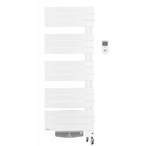 Sèche-serviettes Allure 2 mixte avec soufflerie 1750W blanc granit (483813)