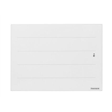 Radiateur Chaleur douce Ovation 3 horizontal gris ardoise 1250W (480404)