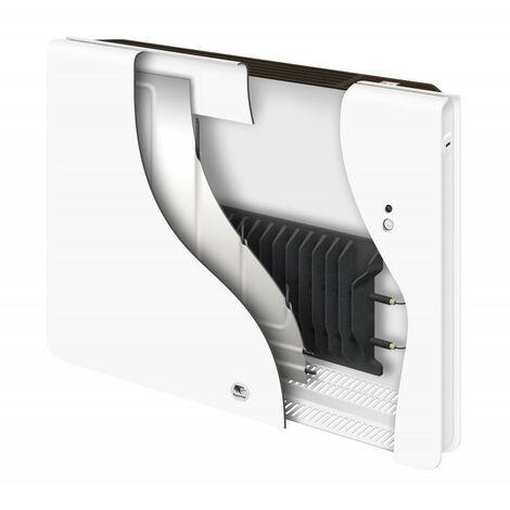 Radiateur Chaleur douce Equateur 4 horizontal blanc granit 0750W (427232)