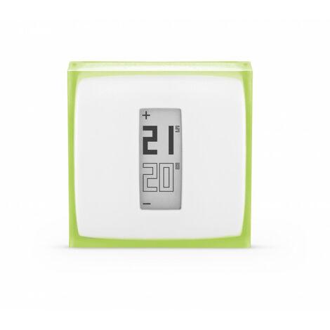 Thermostat Modulant Intelligent Netatmo pour chaudière OpenTherm - saillie (OTH-PRO)