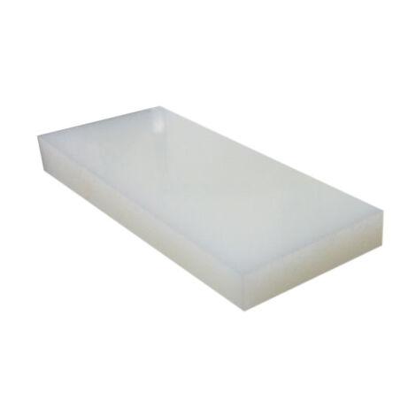 cale plastique de réglage EP préfa lourde dimensions 100x50 mm épaisseur 5 mm