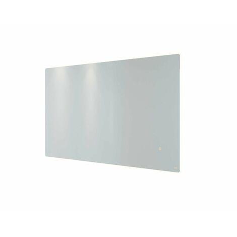 RAK Amethyst LED Bathroom Mirror Demister Pad Shaver Socket IP44 600 x 1000mm