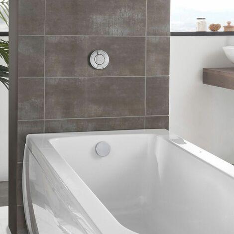 Aqualisa Unity Q Thermostatic Concealed Smart Bath Filler High Pressure/Combi