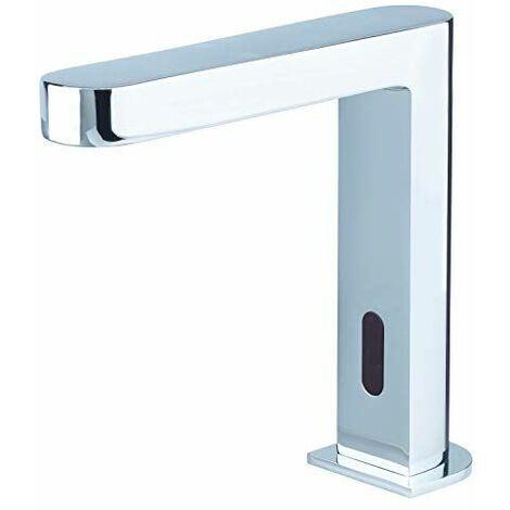 Bristan Modern Bathroom Basin Sink Tap Sensor Touchless Auto Automatic Chrome