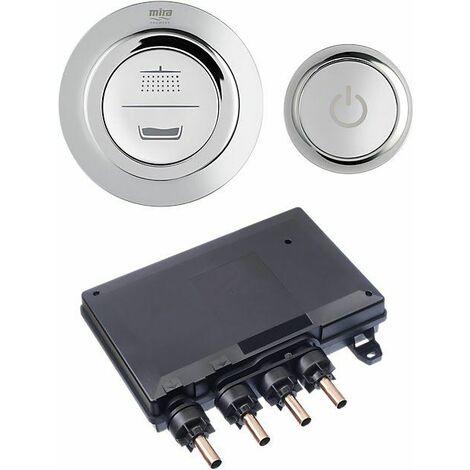 Mira Mode Bath Filler Shower Mixer Valve & Controller HP/Combi