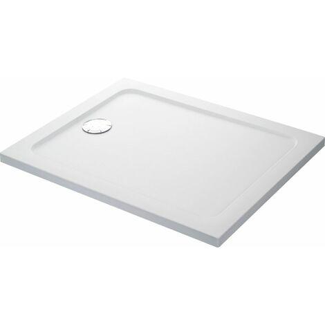 Mira Flight Safe Shower Tray Low Profile Stone Waste 1200x800mm