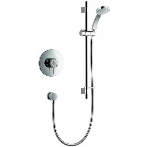 Mira Element Thermostatic Mixer Shower BIV All Chrome
