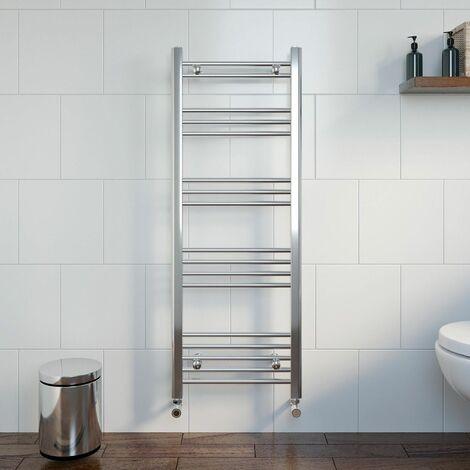 Duratherm Heated Towel Rail 1200 x 450mm Flat
