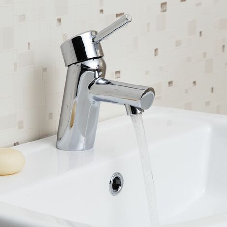 Grohe Concetto Smooth Basin Mixer