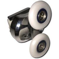 Hydrolux Spare Bottom Wheel 6mm Sliding Door Shower Enclosure