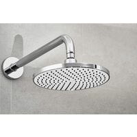 Aqualisa Visage Q Thermostatic Smart Shower Concealed Wall Fixed Head Gravity