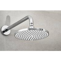 Aqualisa Visage Q Thermostatic Smart Shower Concealed Wall Fixed Head HP/Combi