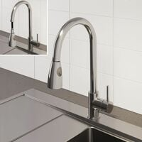 Sauber Baden Pull Out Kitchen Mixer Tap