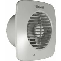 Xpelair Simply Silent DX150TS 150mm Extractor Fan Timer 2 Speed