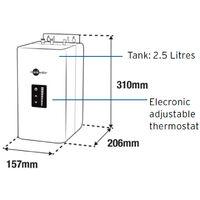 InSinkErator 45094 Boiling Hot Neo Water Tank