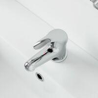 Essentials Basin Mixer Tap