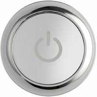 Mira Mode Shower Chrome HP / Combi Ceiling Fed 1.1874.007