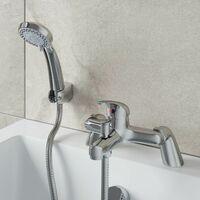 Essentials Bath Shower Mixer Tap