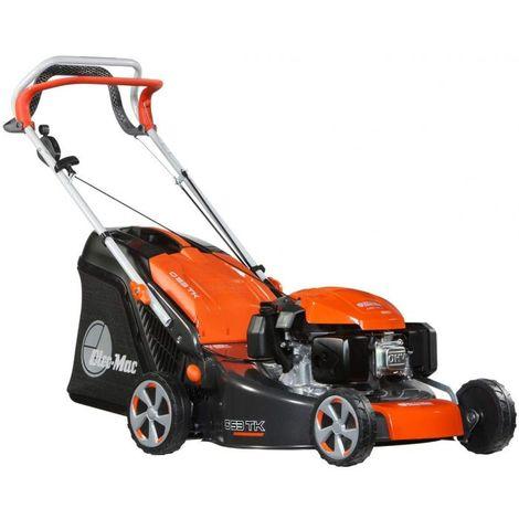 OleoMac G 53 TK Comfort Plus Self-Propelled 159cc 51cm Cutting-Width Petrol Lawn Mower