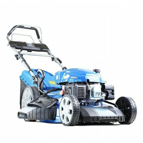 Hyundai HYM530SPE Self-Propelled Petrol Lawn Mower, (rear wheel drive), 21