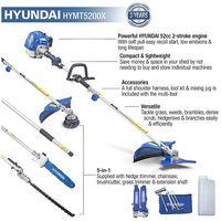 Hyundai HYMT5200X 52cc Petrol Garden Multi Function Tool