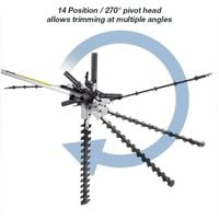 Hyundai HYPT5200X 52cc Long Reach Petrol Pole Hedge Trimmer/Pruner