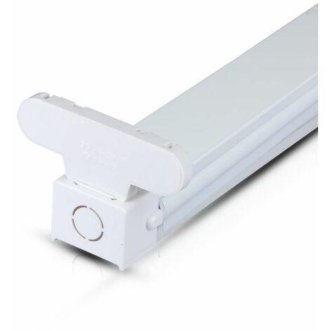 Réglette Pour Double Tube LED 120cm Vt-12021 V-TAC