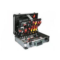 Mallette Xxl Avec 399 Outils Valise à Roulettes Coffret