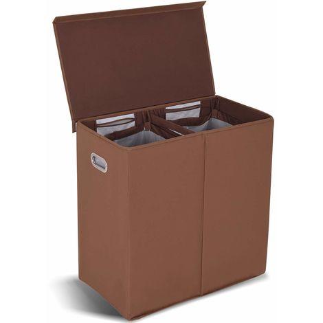 Wäschekorb Wäschesammler Wäschesack Wäschebox Spielzeug Korb     oO