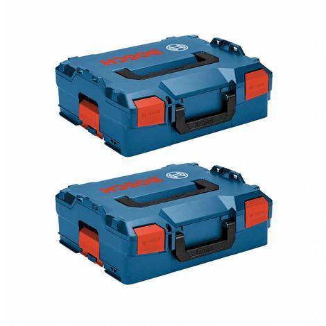 Pack de 2 Coffrets BOSCH L-Boxx 136