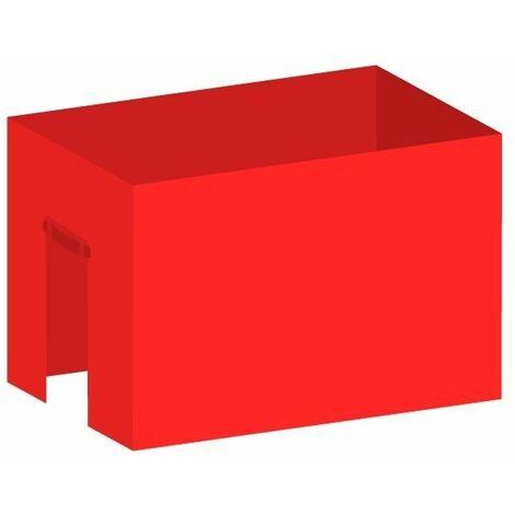 Packs Laterales Carpas Plegables - Pack 4 Laterales para Carpas 3x2 Master 3L1P - Rojo