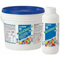 Resina epossidica bicomponente 5 Kg Mapewrap 21 Mapei