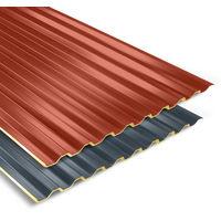 Plaque Type Bac Acier 1045 En Polycarbonate Coloris