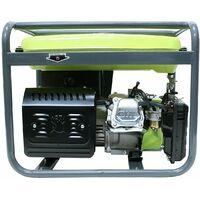 Varan Motors - 92501 Groupe électrogène essence 2800W 2 x 230V 1 x 12VDC - Gris