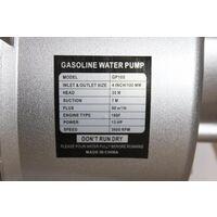Varan Motors - 92704 Pompe à eau thermique Motopompe essence 4'' 90m³/h 13CV - Gris