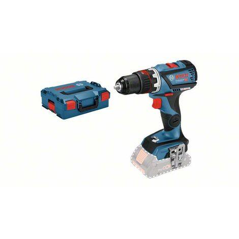 Bosch Professional Perceuse-visseuse sans fil GSR 18V-60 FC Professional, L-BOXX (sans batterie ni chargeur) - 06019G7102