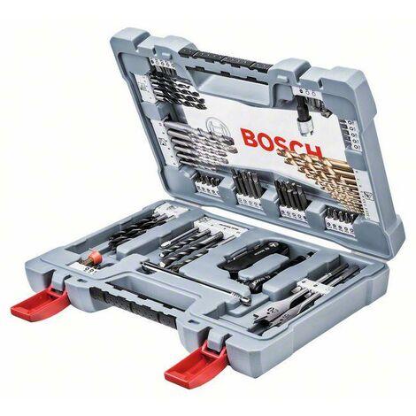 Bosch Coffret de forets et embouts de vissage Premium X-Line 76 pièces - 2608P00234