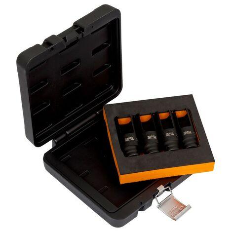 Bahco Coffret de 4 douilles injecteurs diesel 25-27-29-30mm - BE1310P4
