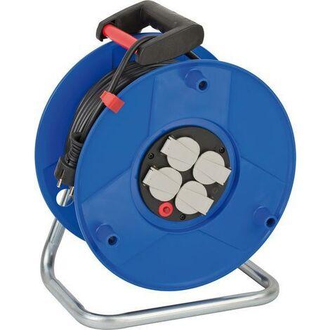 Brennenstuhl Enrouleur de câble Garant 50m H05VV-F 3G1,5 *EXP* - 1205066