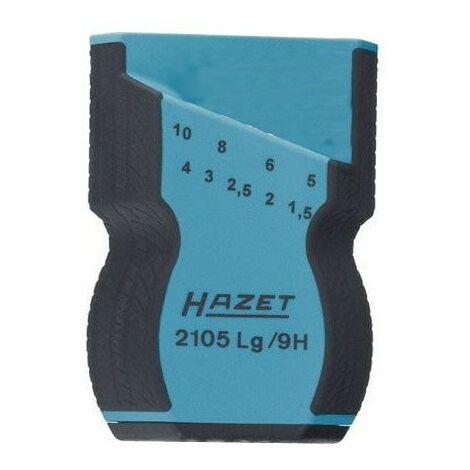 Hazet Support en matière plastique vide - 2105LG/9HL