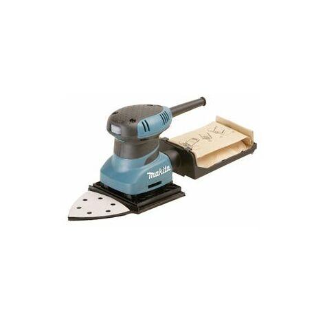 Makita Ponceuse vibrante de paume 114 x 102 mm, 200W - BO4565J