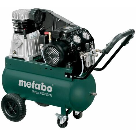 Metabo Compresseur Mega 400-50 W, carton - 601536000