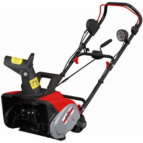 Grizzly Tools Souffleuse à neige électrique ESF 2046 L, 2000 W - 89030500
